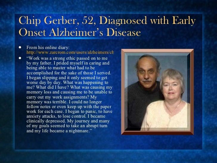 Alzheimer Project
