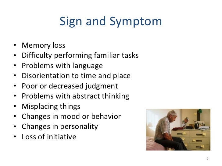 A description of the alzheimers disease as a progressive and irreversible brain disease