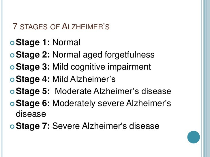 a brief overview of the alzheimers disease Learn about the history of alzheimer's disease and our understanding of it, including drug trials, genetic studies, and legislation.