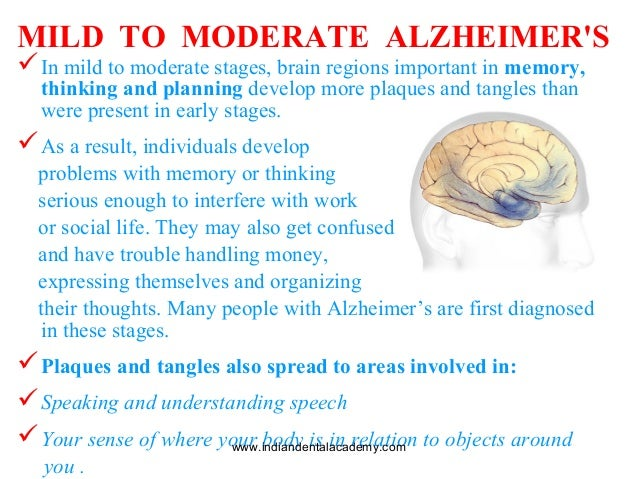 a comprehensive approach to alzheimers disease When combined, the elements provide a comprehensive approach to unraveling  the mystery of the disease: from understanding why it develops to how it can be.