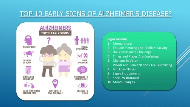 alzheimer's disease - causes, symptoms & treatment, Human Body