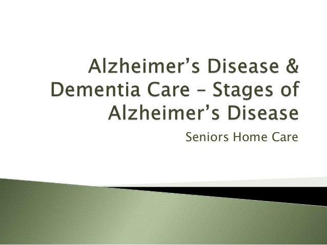 13 Alzheimer's Disease and Dementia Nursing Care Plans