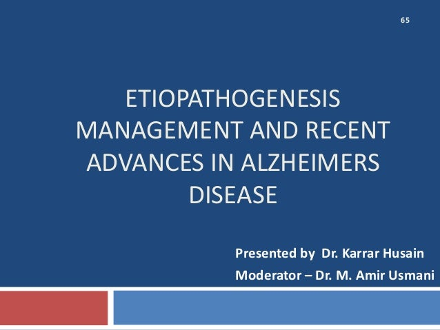 an introduction to the life with alzheimers disease Alzheimer's stages: how the disease progresses alzheimer's disease can last more than a decade see what types of behaviors are common in each of the stages as the disease progresses.