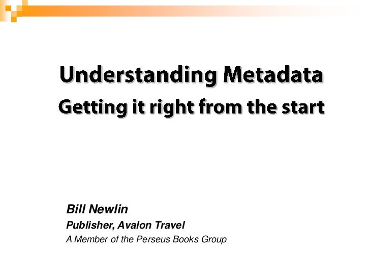 Bill NewlinPublisher, Avalon TravelA Member of the Perseus Books Group