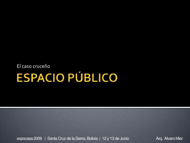 AM Espacio Público