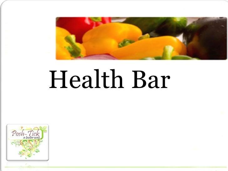 Health Bar