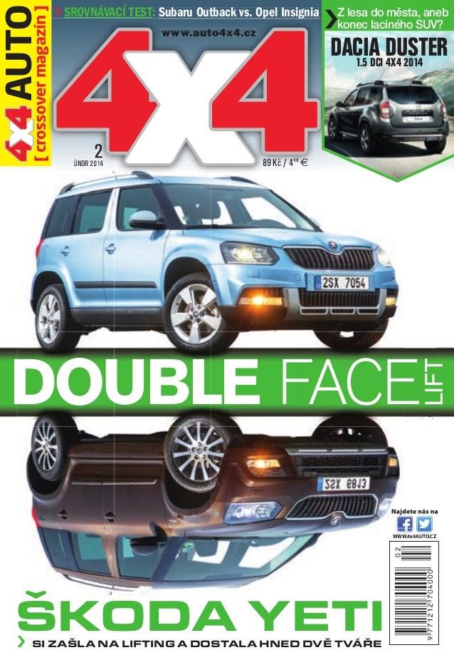 4 4 AUTO x magazín ] [ crossover  › SROVNÁVACÍ TEST: Subaru Outback vs. Opel Insignia p g  Z lesa aneb laciného ›konec do ...