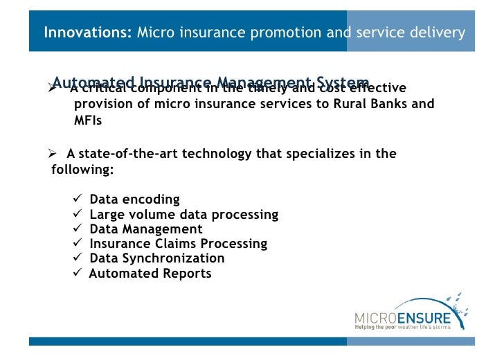 Uganda: Micro-Insurance - an Innovation in Protecting Poor Communities