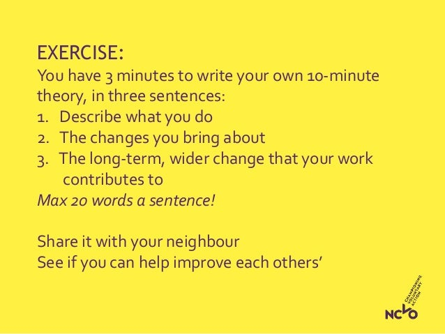 describing how your own writing process is changing as you complete the activities in this course Even though psychologists and educators are not in complete  but if learning is a process of changing  speed and quality of your writing as you go.