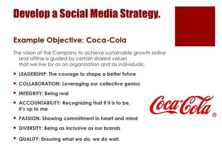 social media strategy examples