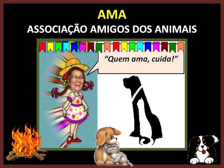 ASSOCIAÇÃO AMIGOS DOS ANIMAIS