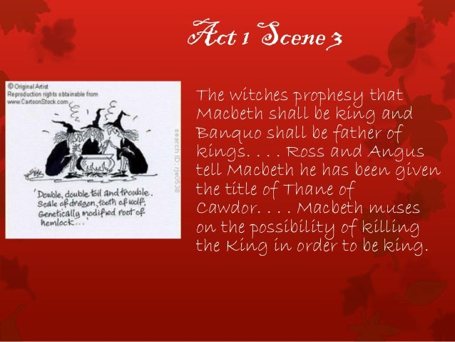 macbeth analysis 3 essay 2018-7-7  the three witches first appear in act 11 where they agree to meet later with macbeth in 13,  analysis edit  entitled macbeth, banquo and the three witches.