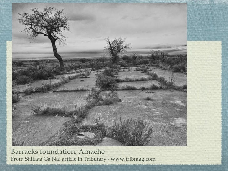 Amache Internment Camp