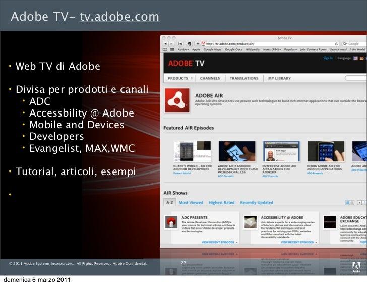 web apps mobile flash html 5adobe c232