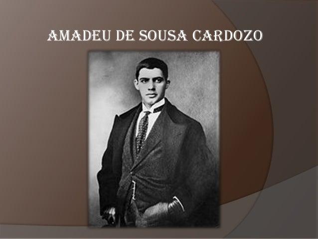 Amadeu De Sousa Cardozo