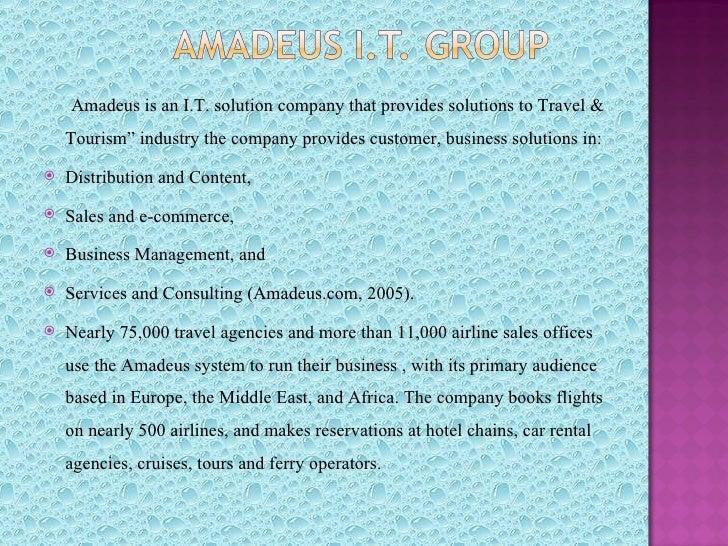 Amadeus PPT Slide 2