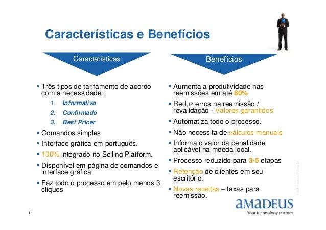 Características e Benefícios Aumenta a produtividade nas reemissões em até 80% Reduz erros na reemissão / revalidação - Va...