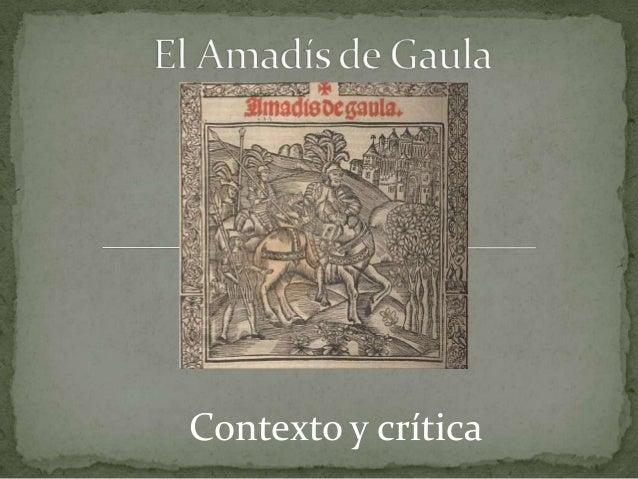 Contexto y crítica