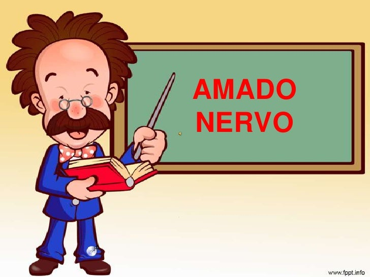 AMADO NERVO<br />