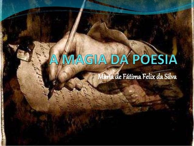 Maria de Fátima Felix da Silva
