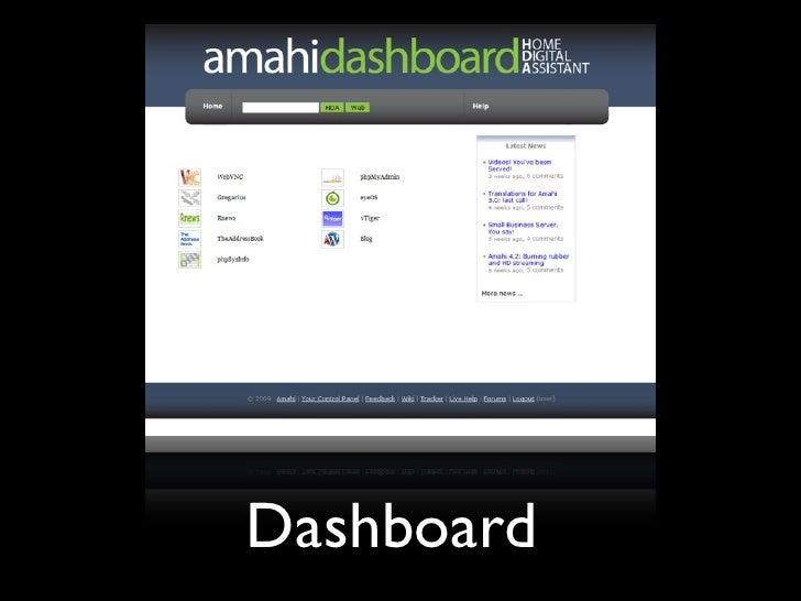 Amahi 5 0 Screenshots