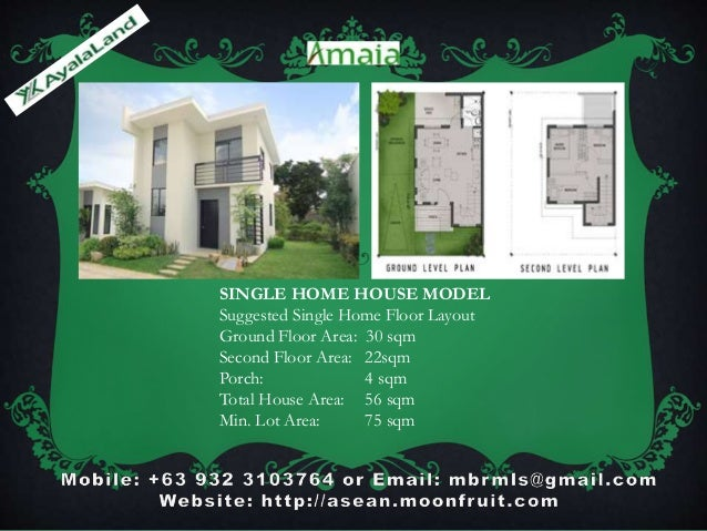 Ayala house and lot projects