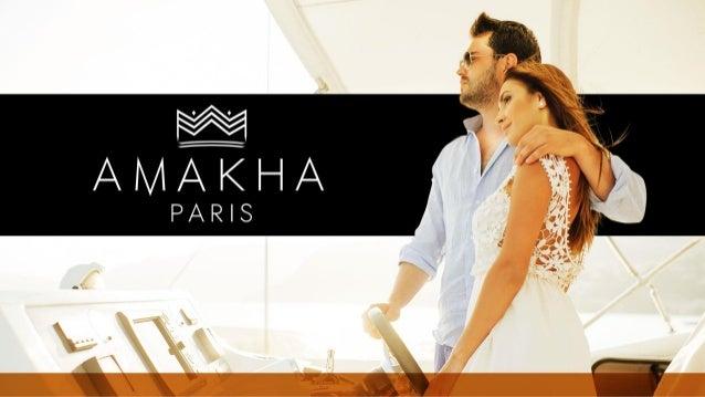 Amakha paris plano de negocios 2018