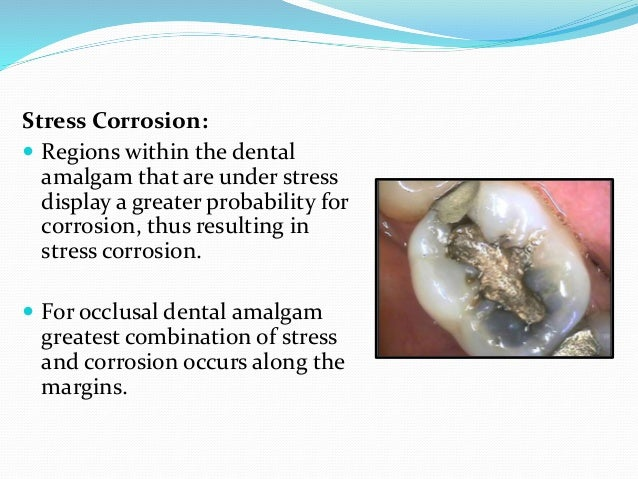 dental amalgam essay View this term paper on dental amalgam some of the most common dental restorative materials currently in use are dental amalgams but these compounds contain.
