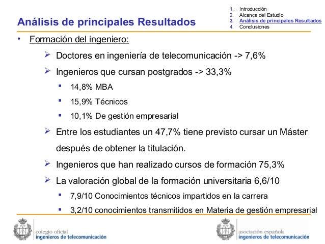 1.   Introducción                                                         2.   Alcance del EstudioAnálisis de principales ...