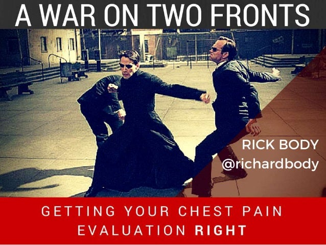 how to win a war on two fronts