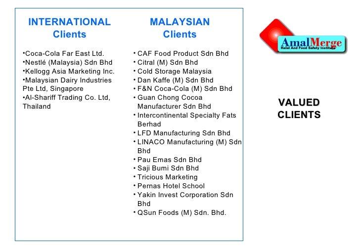 Food Trading Company In Malaysia