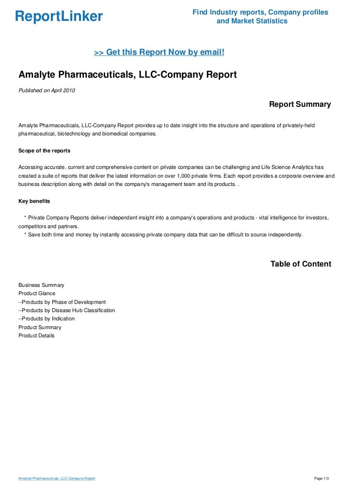 Find Industry reports, Company profilesReportLinker                                                                      a...