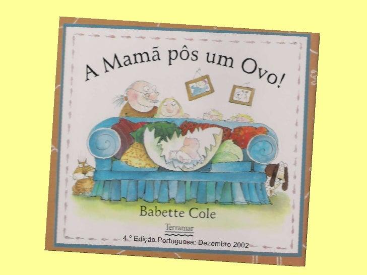 4.º Edição Portuguesa: Dezembro 2002