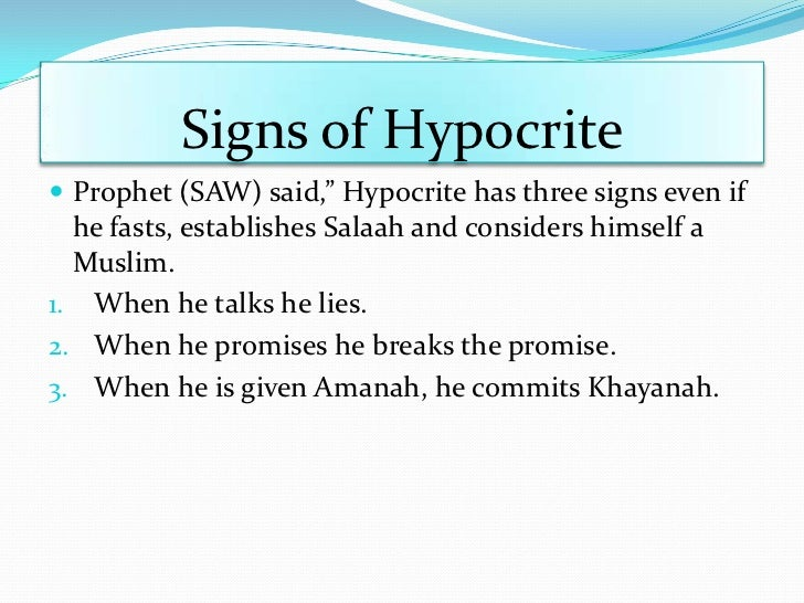 Hypocrite - definition of hypocrite by