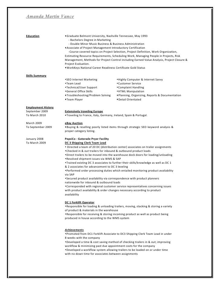 music business cover letters
