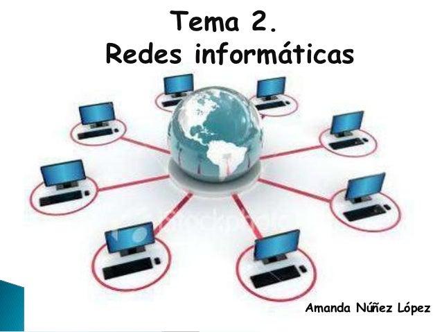 Tema 2.Redes informáticas              Amanda Núñez López