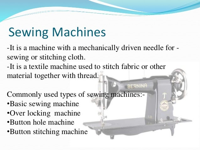 Amandeep Kaur Delectable The Timeline Of The Sewing Machine