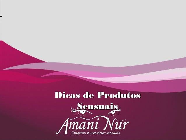 Company Logo Dicas de ProdutosDicas de Produtos SensuaisSensuais