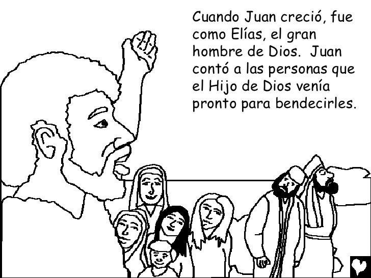 A man sent from god spanish cb