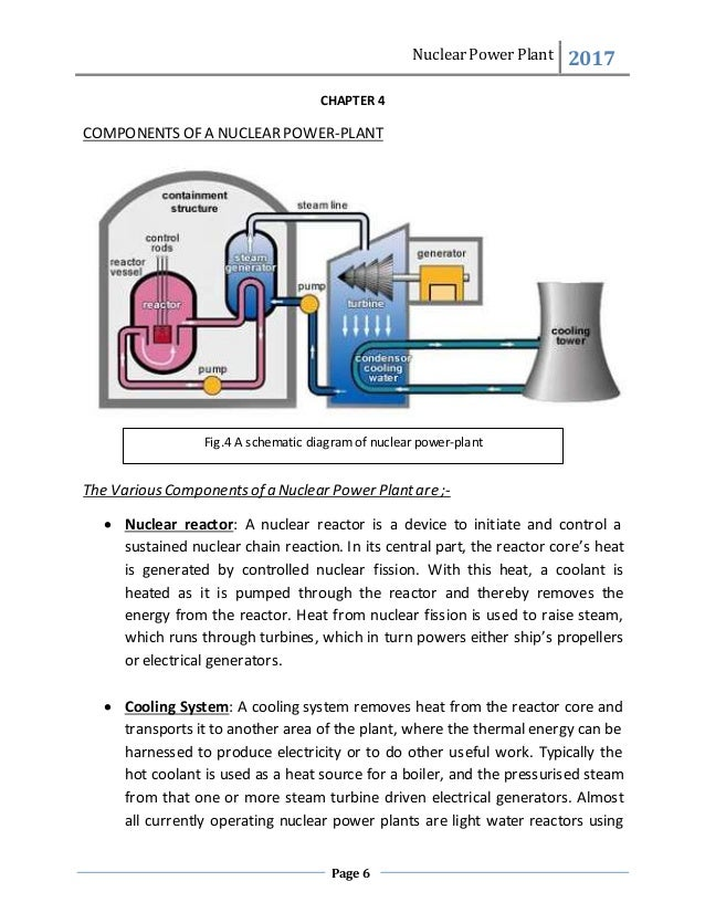 Nuclear powerplant seminar report nuclear power plant ccuart