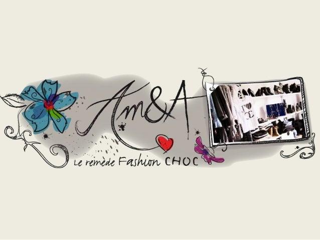 I. Présentation de Am&A 1. ligne éditoriale du blog 2. la cible 3. laurette, une bande-dessinée délirante 4. Am&a et les r...