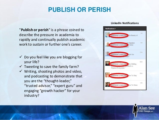How to Publish An Interest Phrase