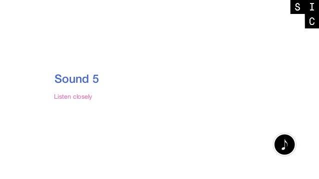 _ Sound for Feedback _ Sound for Attention _ Sound for Identity _ Sound for Personality _ Sound for Accessibility _ Sound ...