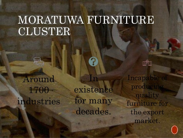 Upgrading Wood Based Industries in Sri Lanka with special