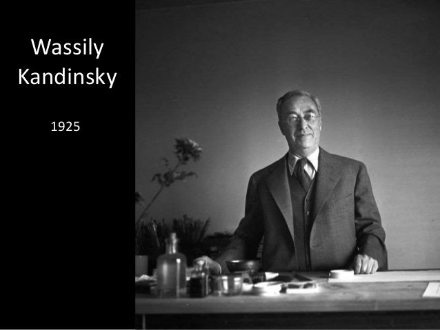Wassily Kandinsky 1925