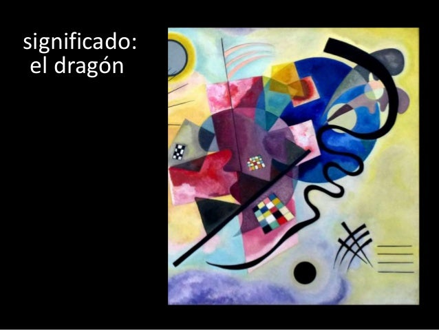 significado: el dragón
