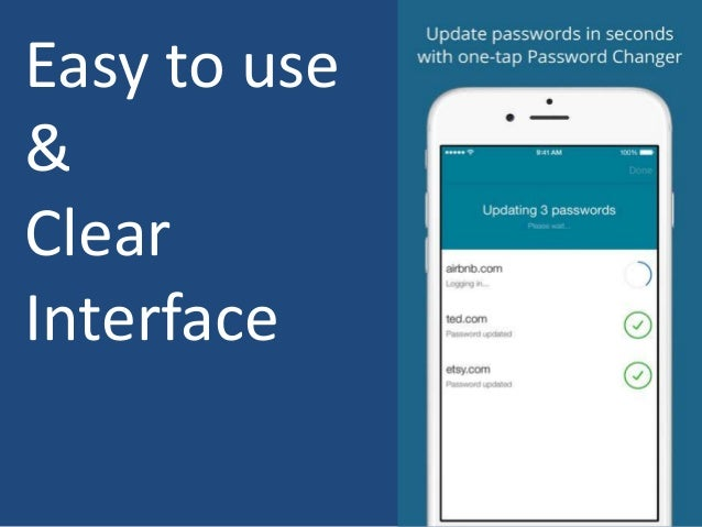 A marketing plan for new/existing android app- Dashlane 4
