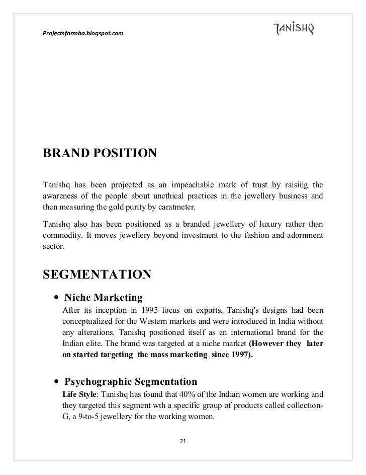 report on tanishq The report focuses on the policies and practices of 13 major jewelry brands   was no evidence of steps towards responsible sourcing): tanishq.