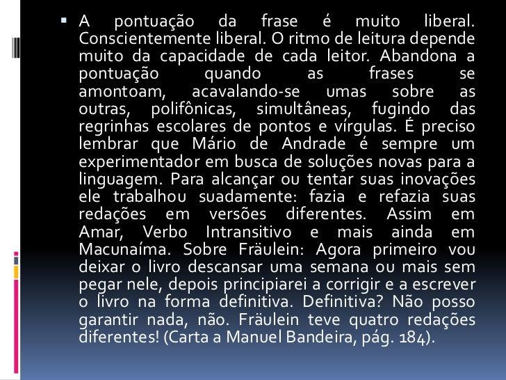 Amar Verbo Intransitivo 3ª Série A