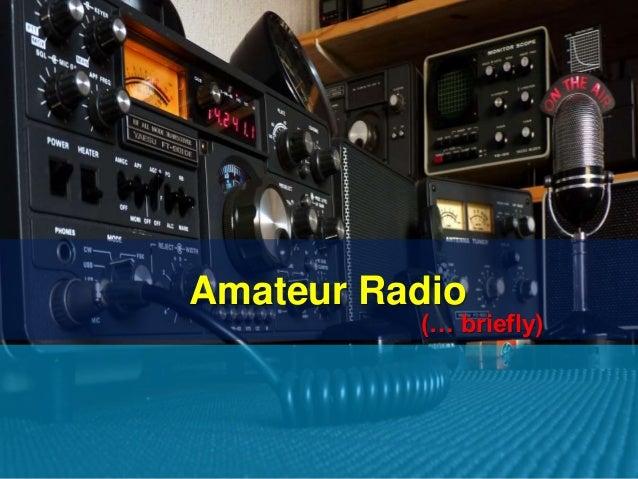 introduction to amateur radio video animals single
